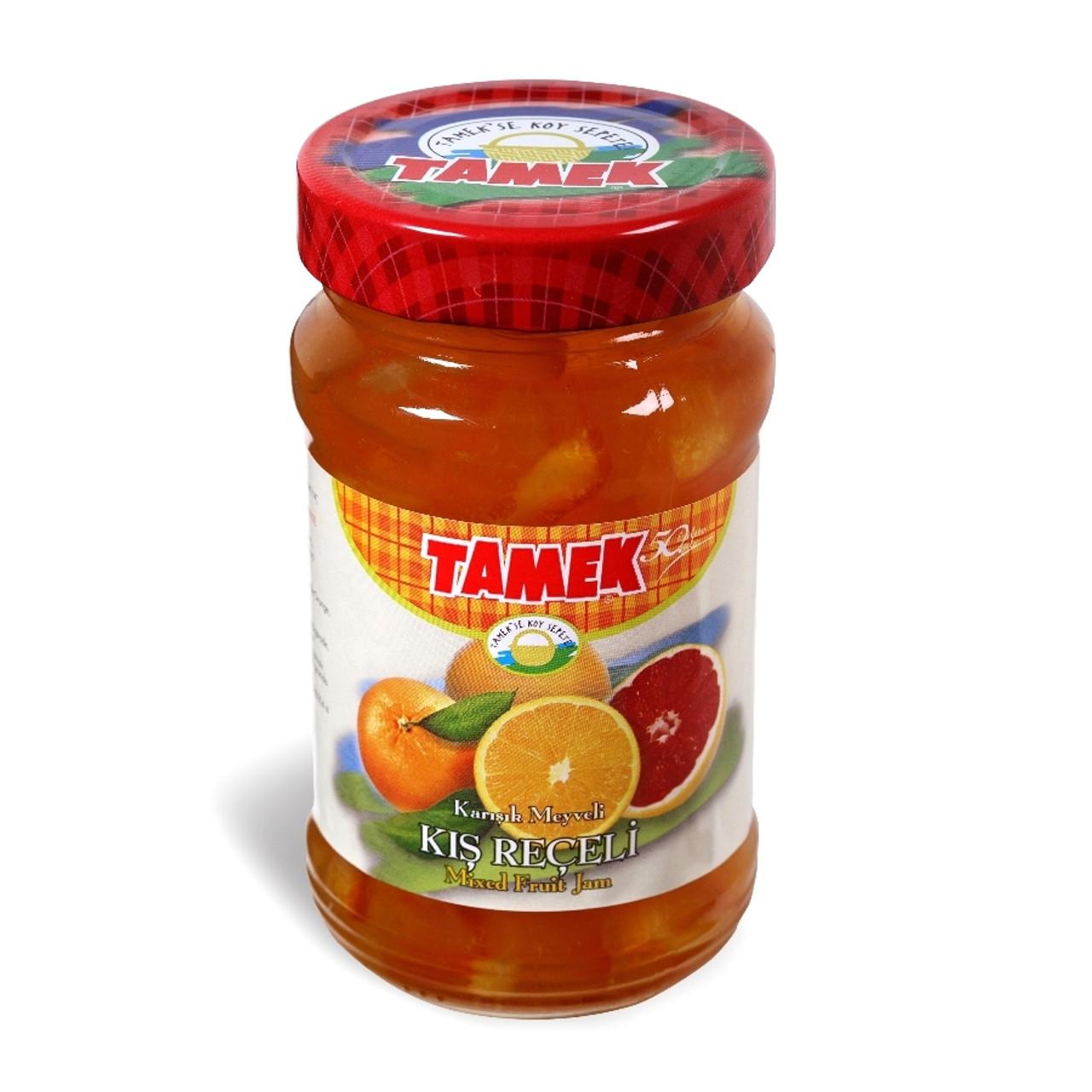 TAMEK MIXED FRUIT WINTER JAM (380G)