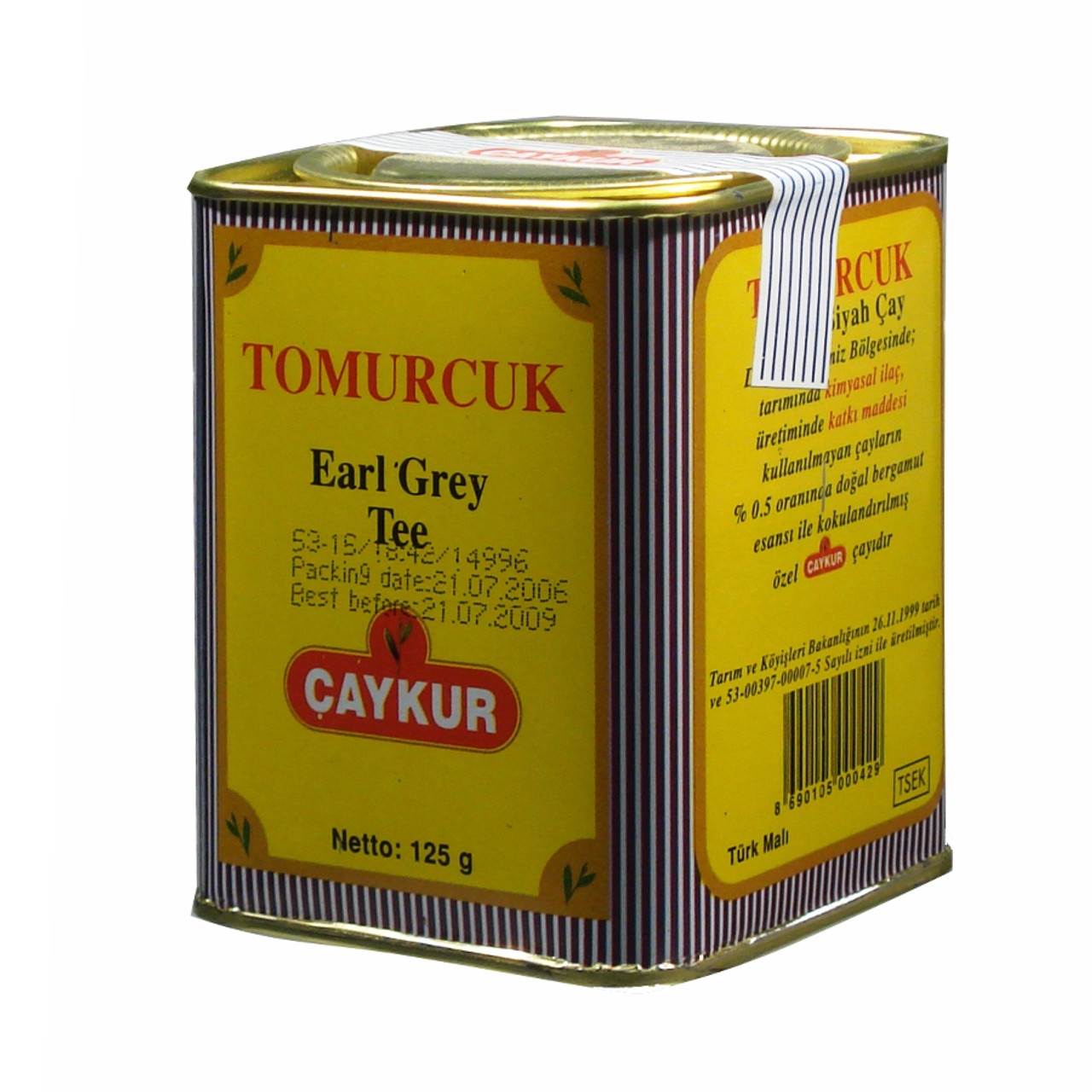 CAYKUR TOMURCUK EARL GREY TEA  (130G)