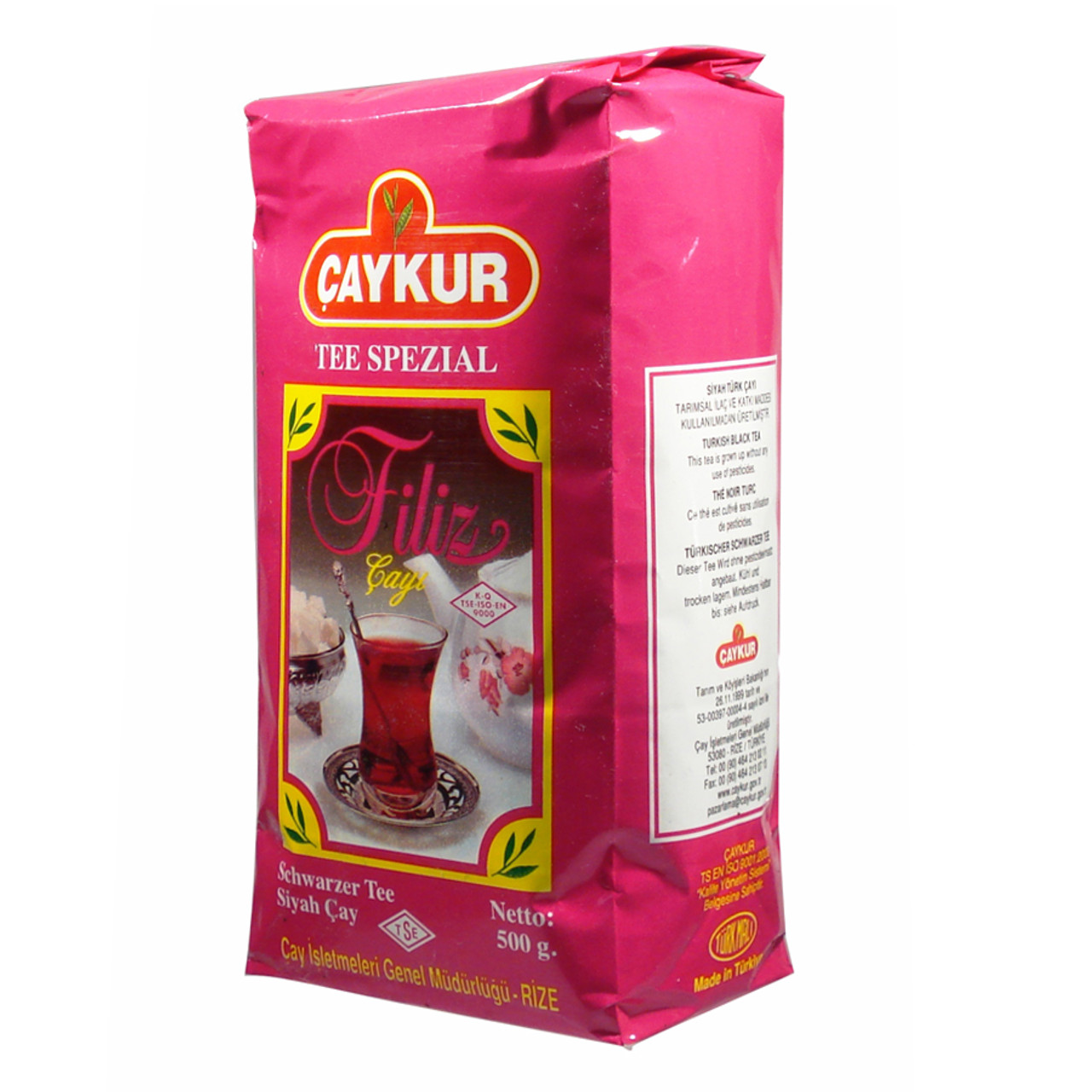 CAYKUR FILIZ TEA (500G)