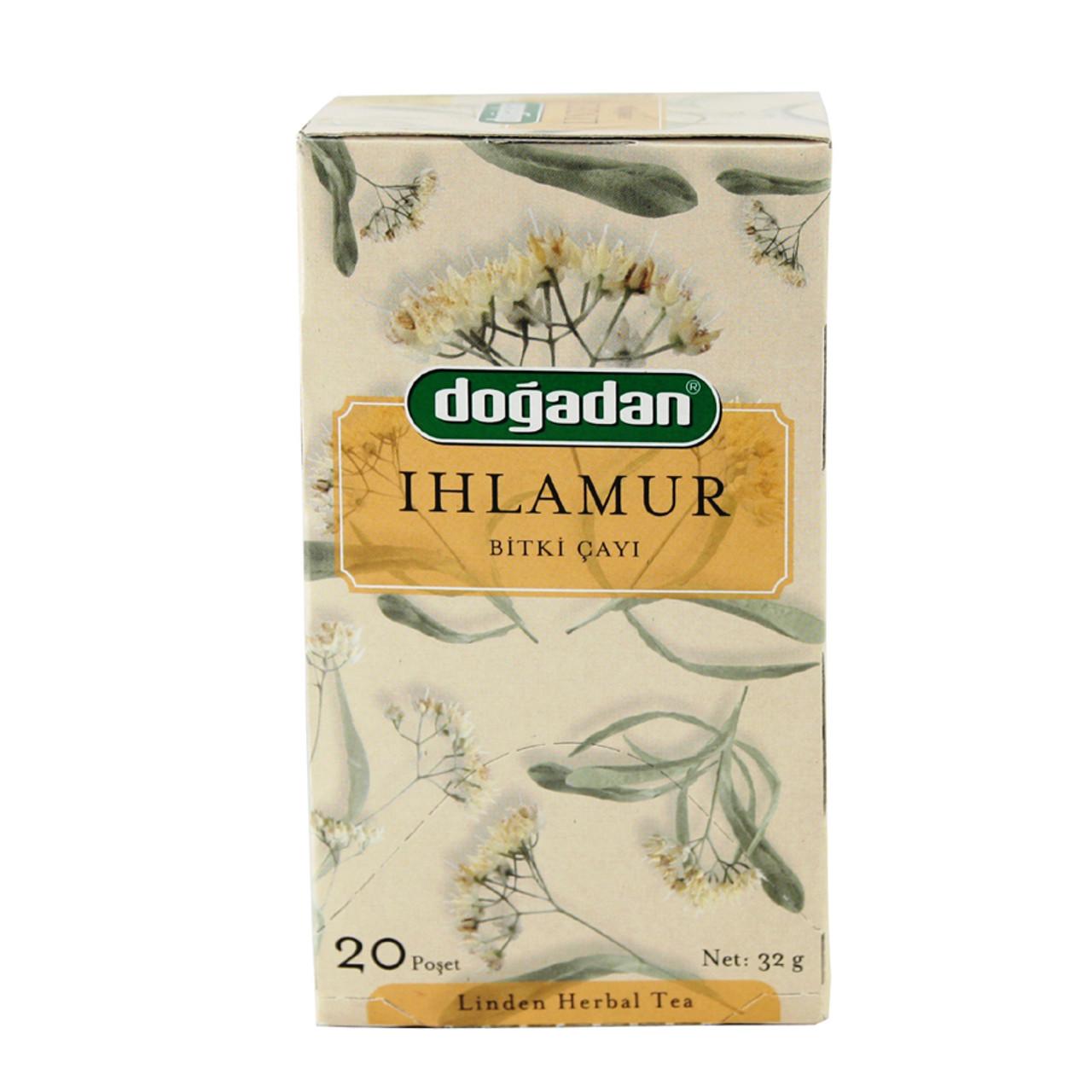 DOGADAN LINDEN TEA Ihlamur Cayi (100G)