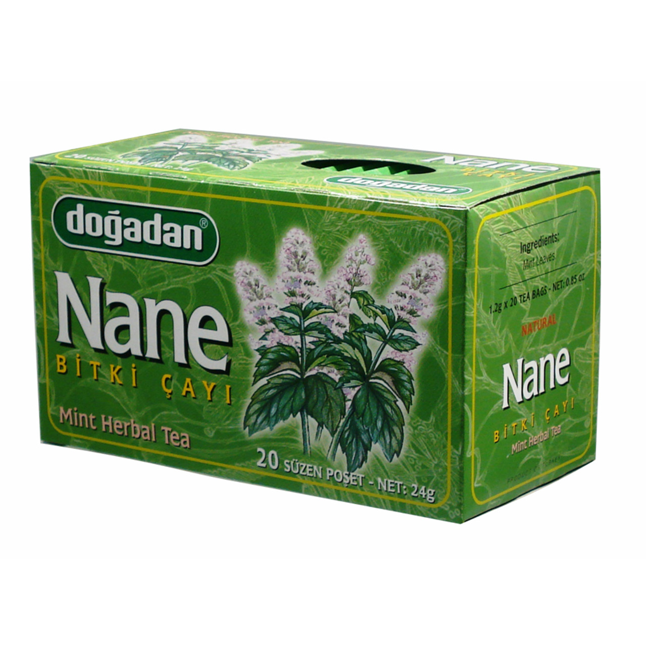DOGADAN MINT TEA (100G)