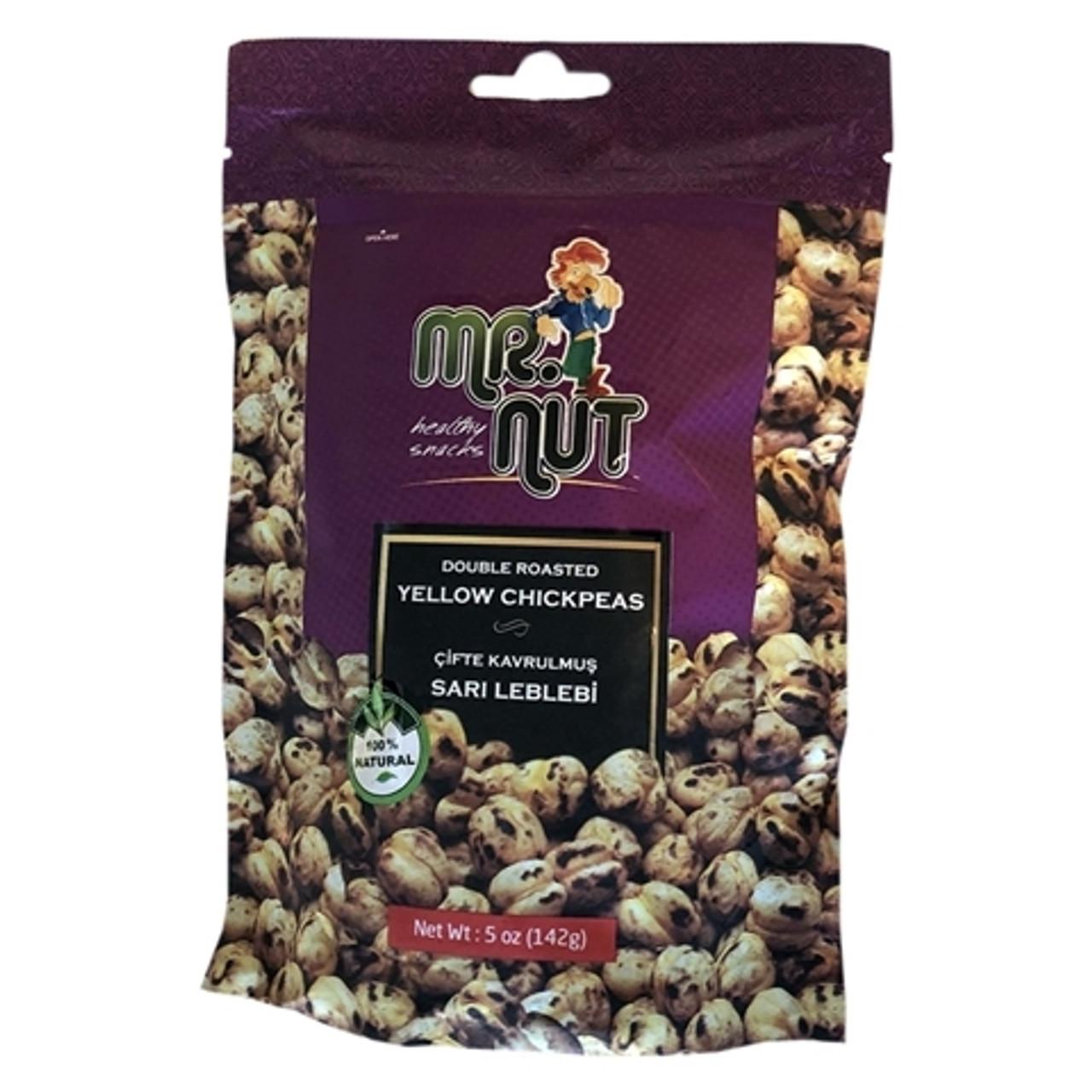 Double Roasted Chickpeas Mr.Nut 142g.