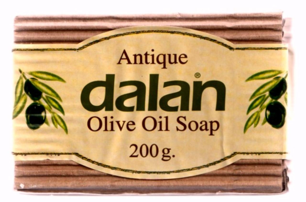 DALAN  ANTIQUE OLIVE OIL SOAP (200G)