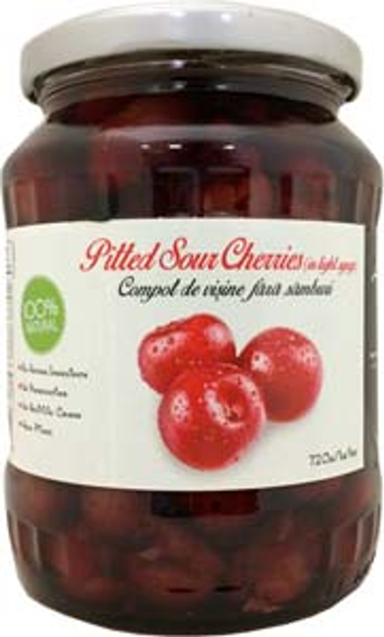 Livada Cherries in Syrup 12 (720g)