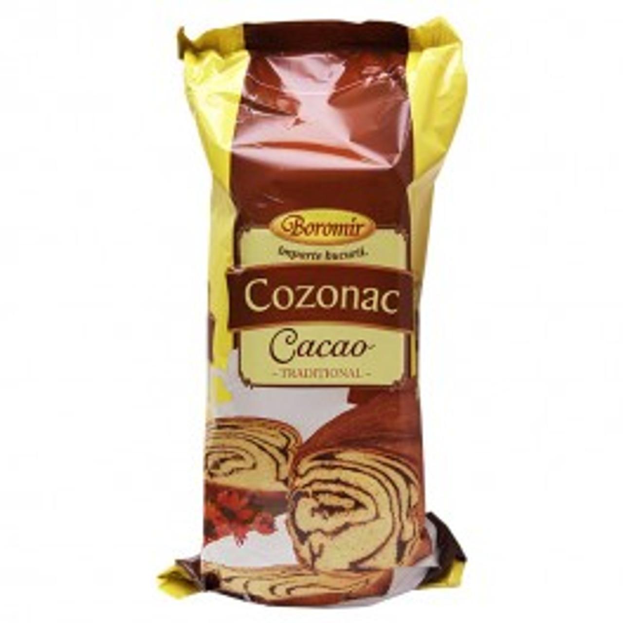 Boromir Cozonac with Coco Swirl  (400g) Romania