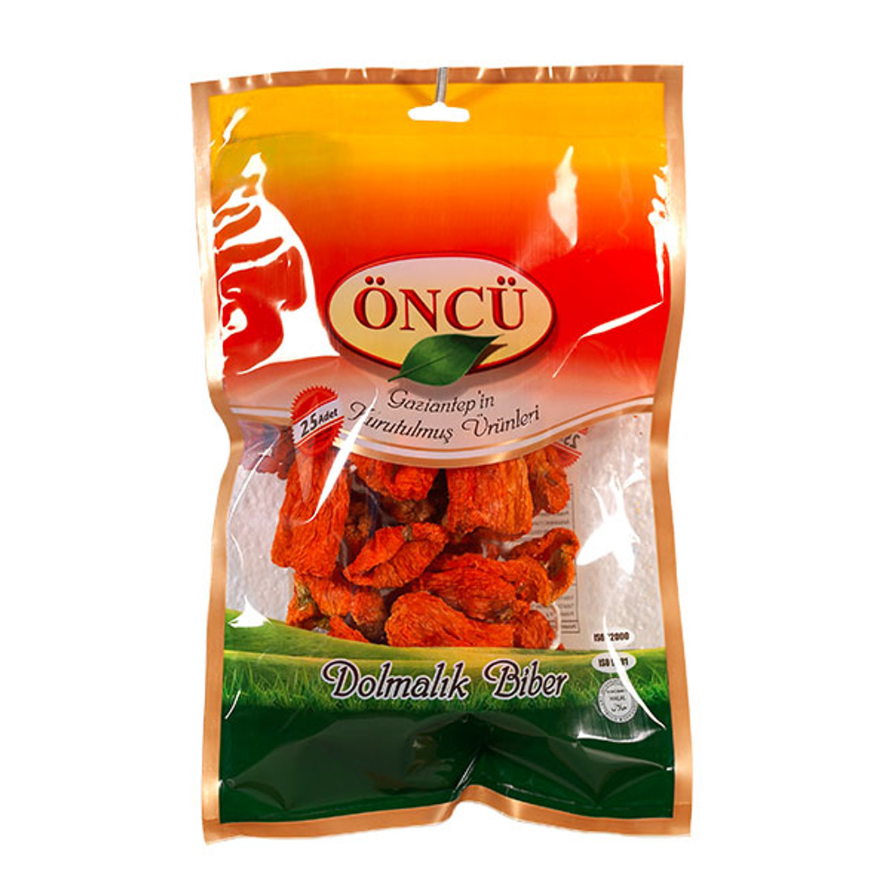 Dried Zucchini - Dolmalik Kabak  25pc