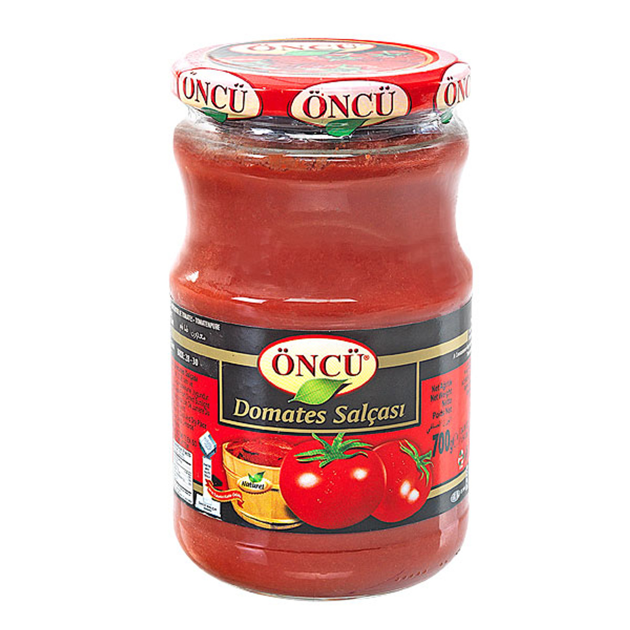 Oncu Tomato Paste (DOMATES Salçası - 700 gr)
