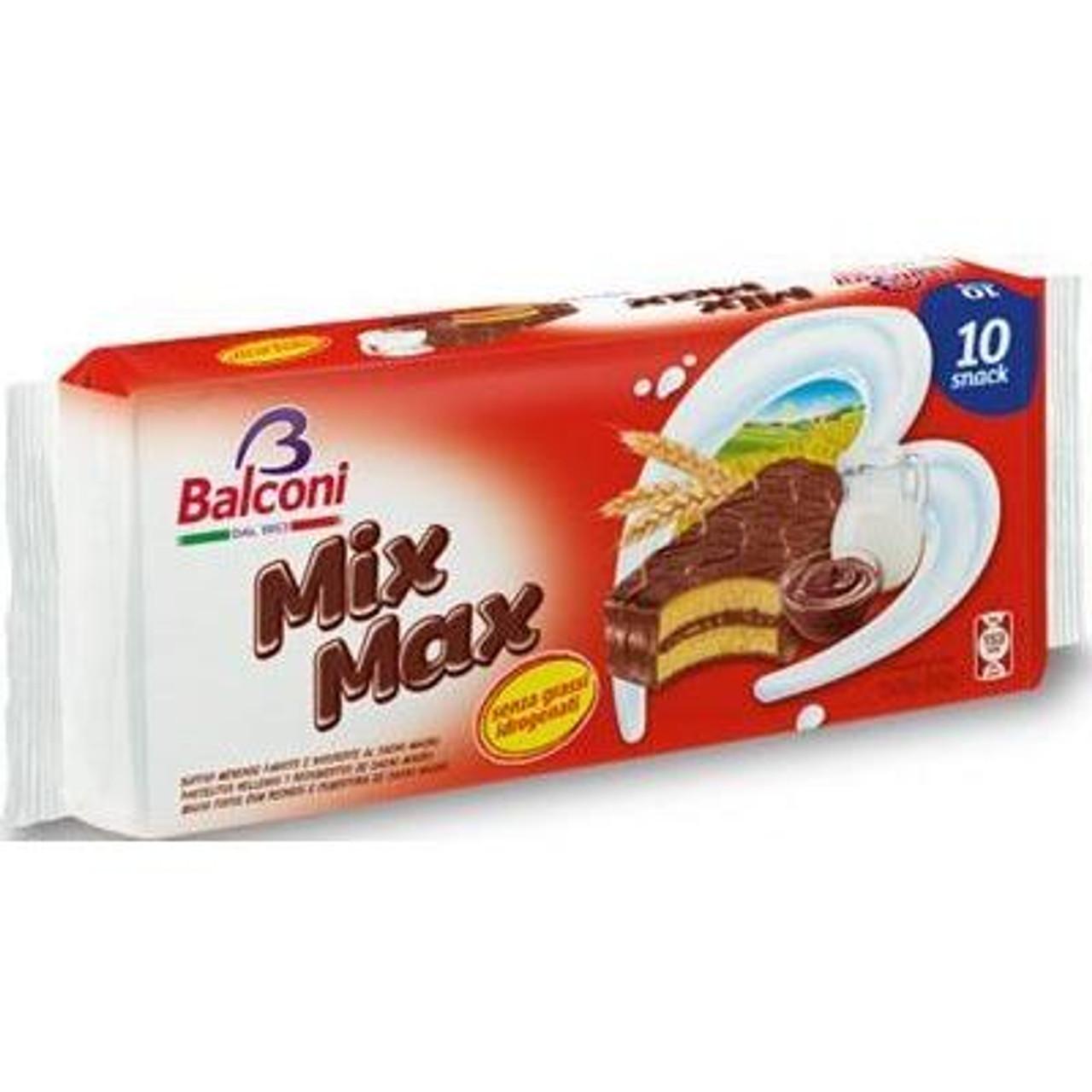 Balconi MixMax Cocoa Sponge Cake