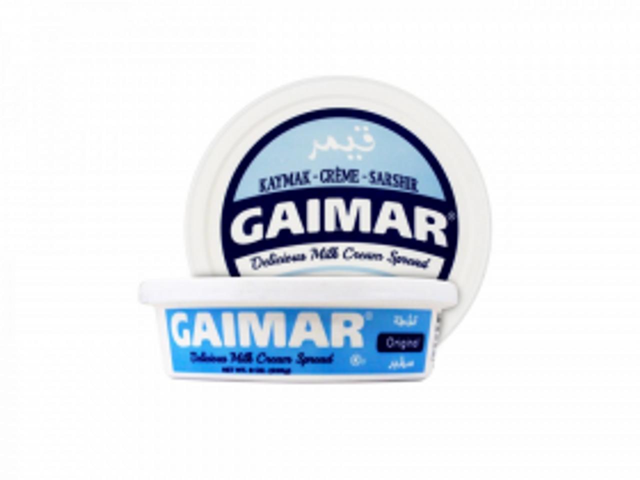 Gaimar Kaymak / Whipped Thick Cream - 226 gr / 8 oz
