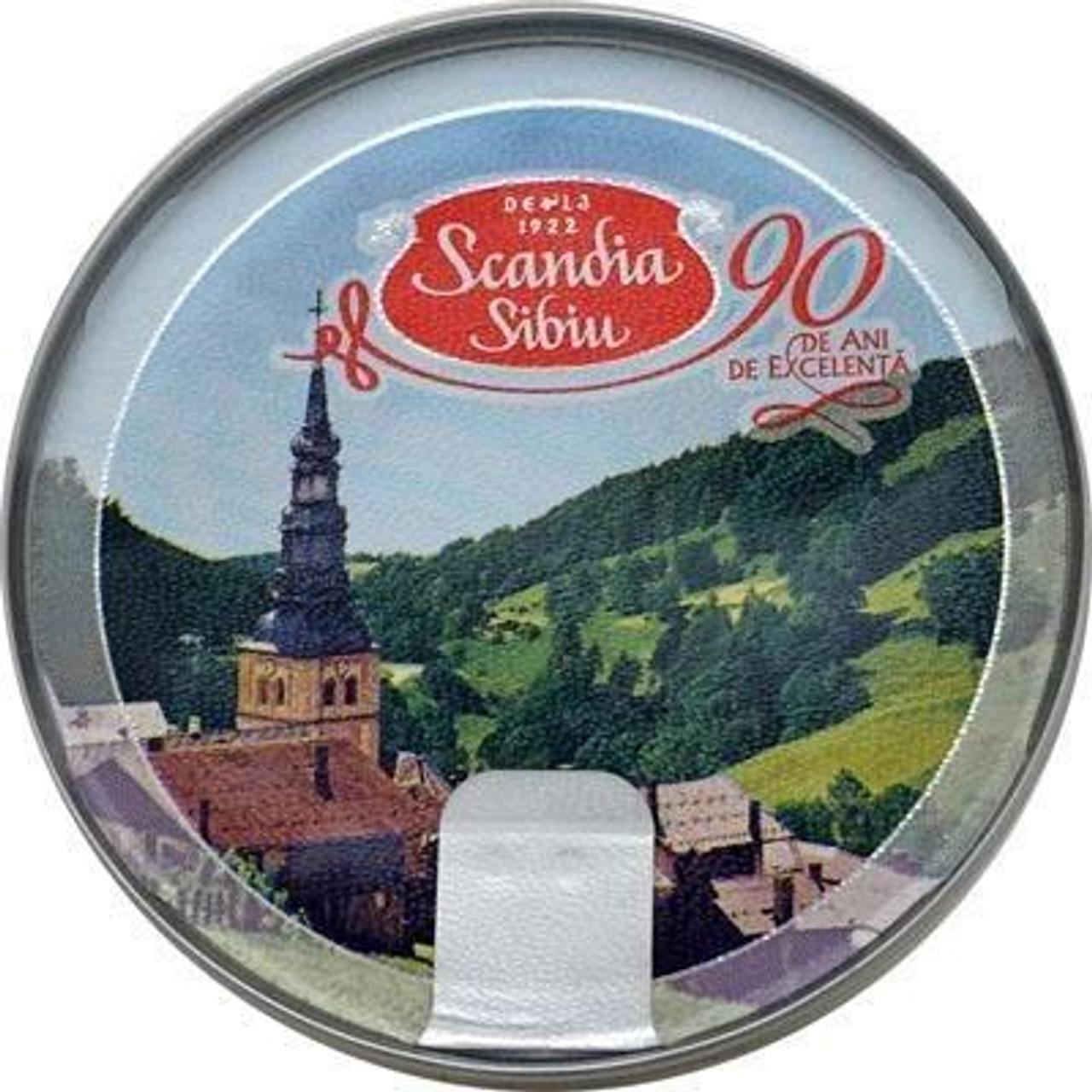 Sibiu Soy Pate w/Mushrooms 120g