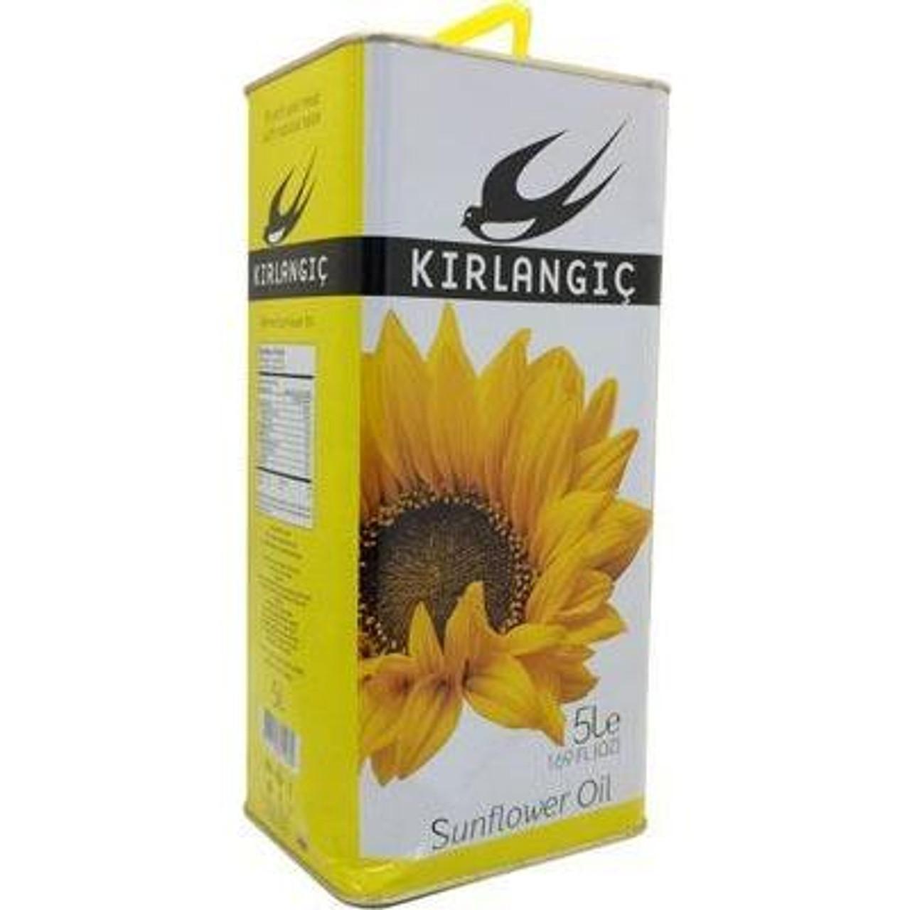 100% Sunflower Oil 5LT