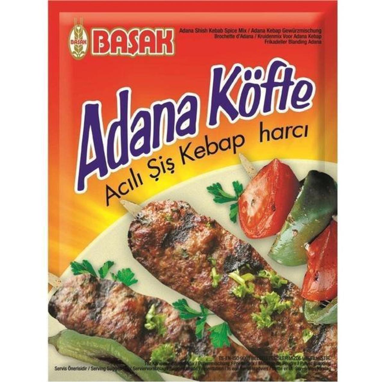 Basak Adana Kofte Seasoning Spice Mix - 65 gm