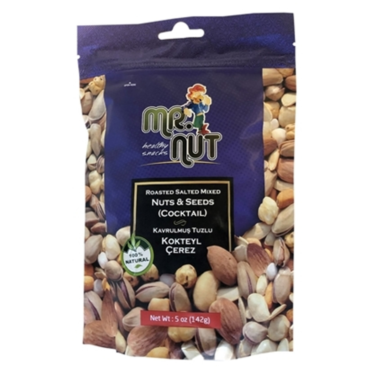 Cocktail Mixed Nuts Mr.Nut     142g.