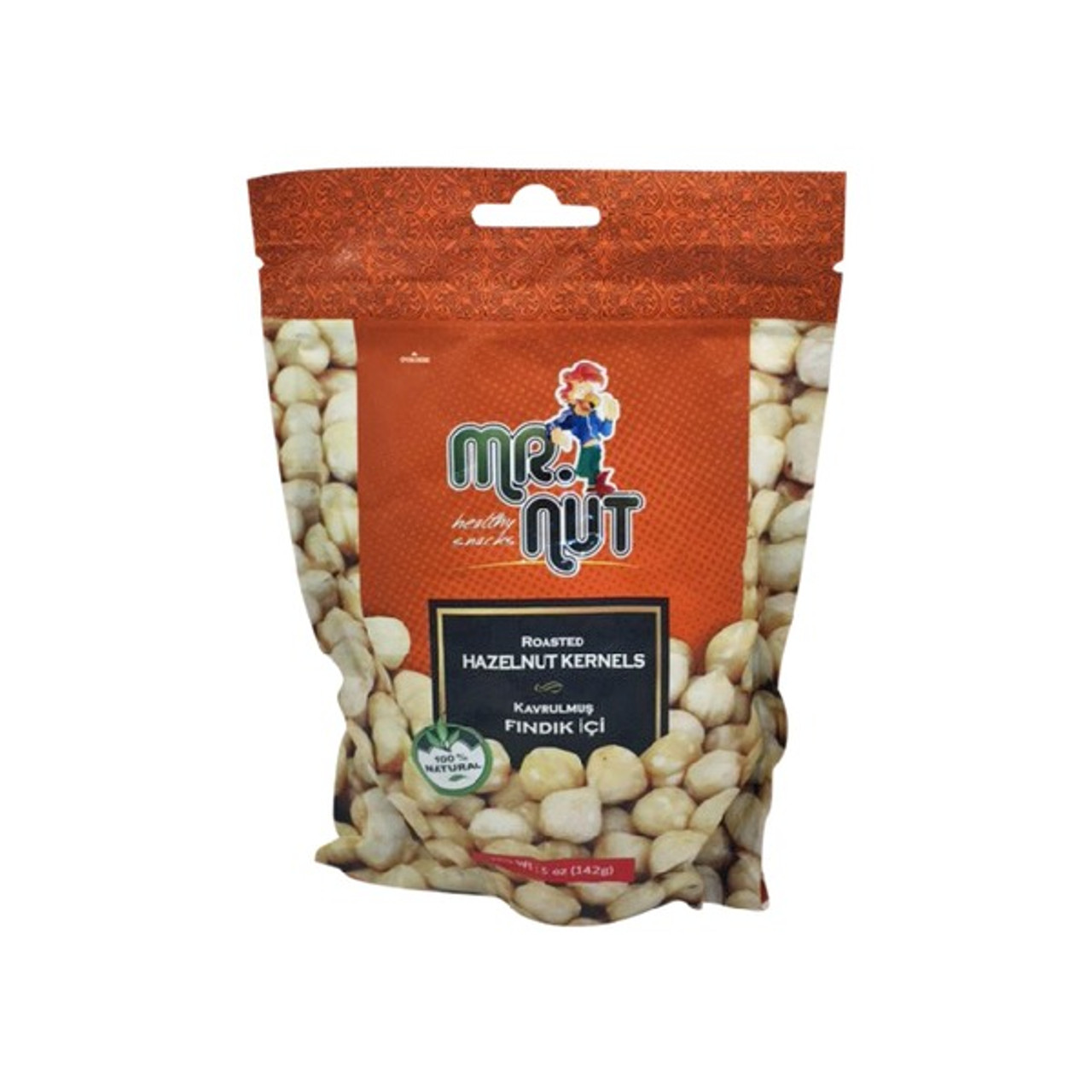 Mr. Nut Turkish Roasted Hazelnut Kernels (5 oz)