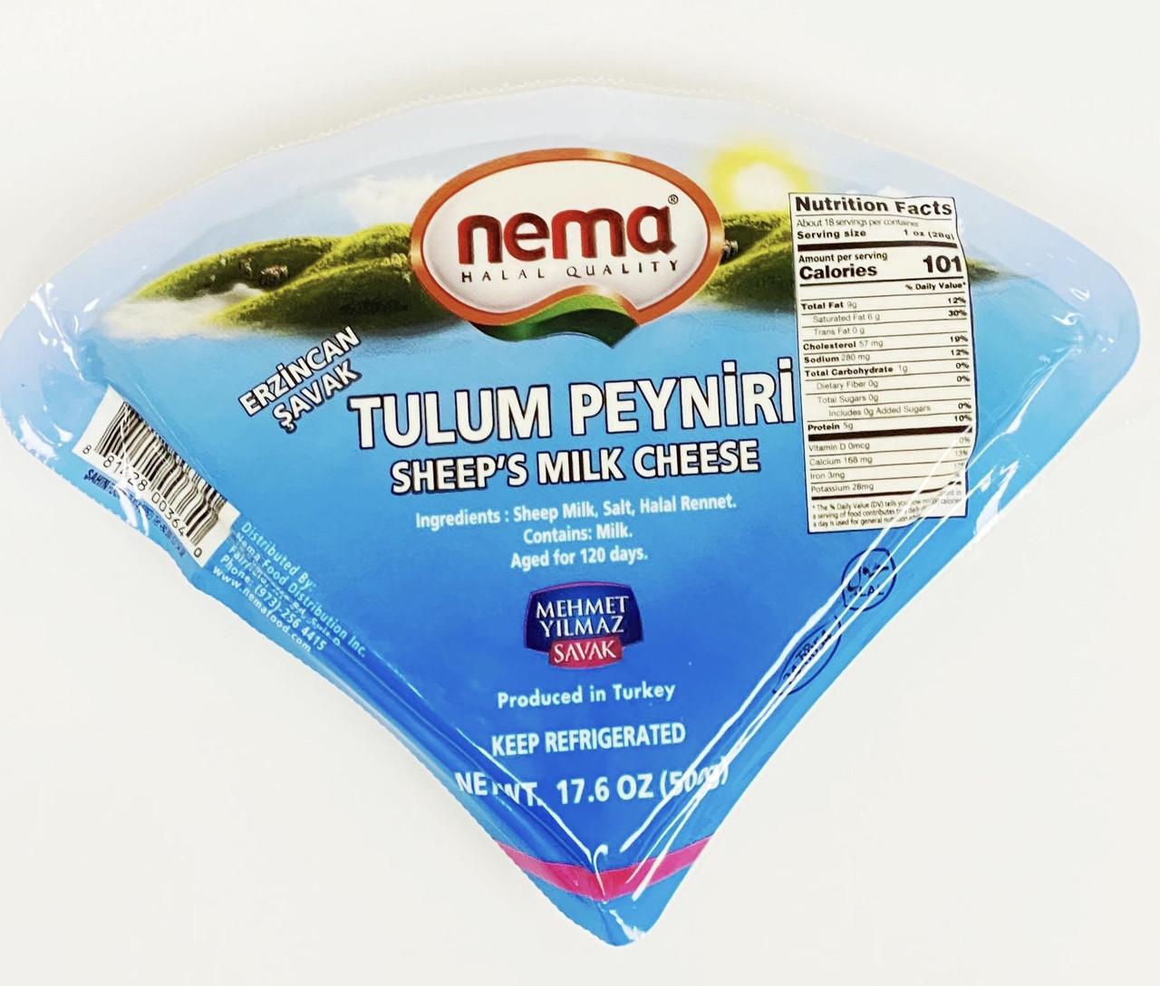 NEMA Tulum Cheese 500g