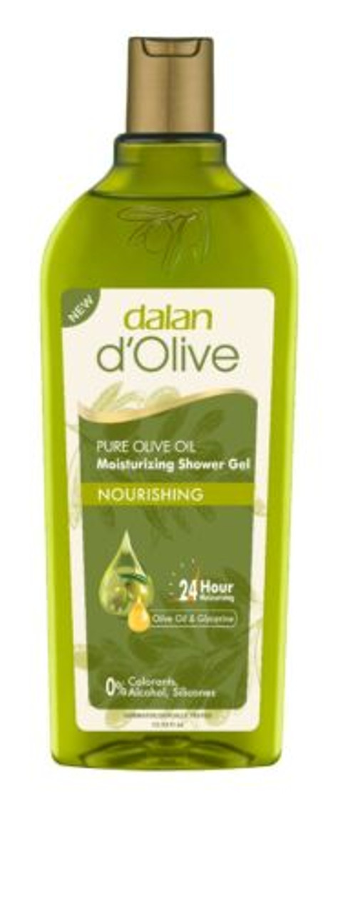DALAN d'Olive Moisturizing Shower Gel ''Nourishing'' 400ml