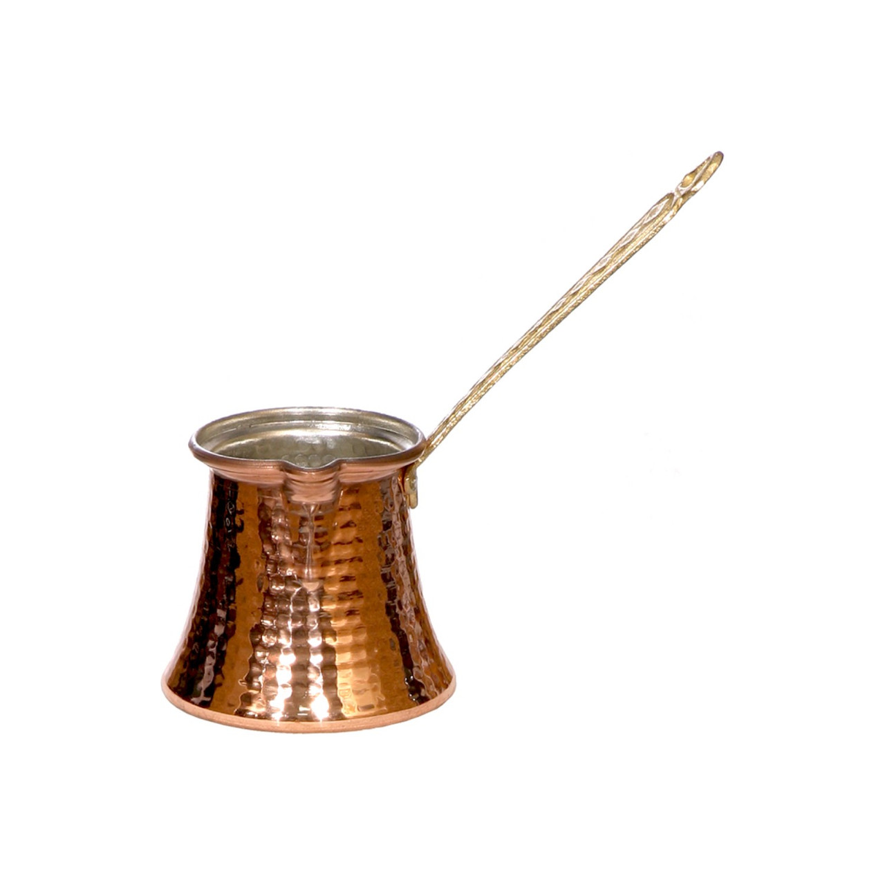 BAKIR Cezve #5 (Copper Coffe Pot)