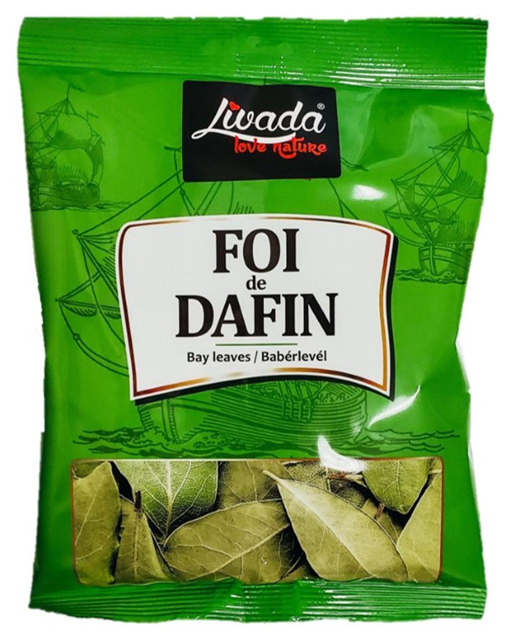 LIVADA Foi de Dafin (Bay Leaves) 15g