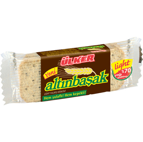 ULKER Altinbasak Biscuit (46g x 5 packs)