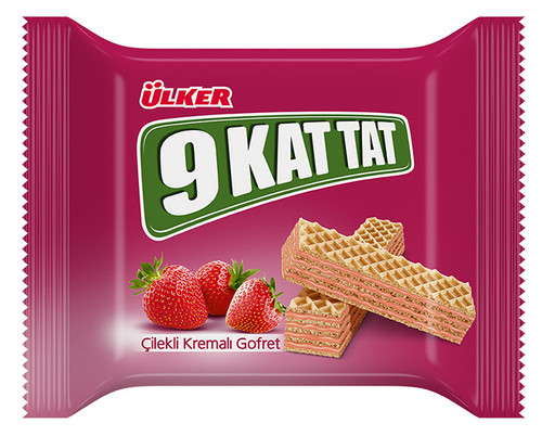 9 KAT TAT Strawberry