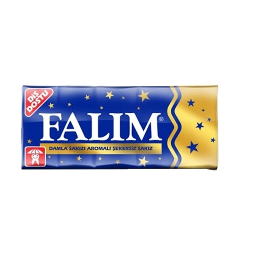 FALIM Plain Gum (5pc in 1pk) 7g