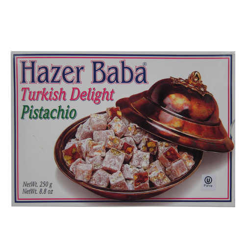 HAZERBABA Pistachio Delight 250g