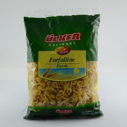ULKER Bizim Mutfak - Farfalline (Fiyonk Makarna) 500g