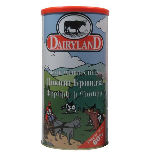 DAIRYLAND Piknik Cheese - 1000g Net Drained Weight