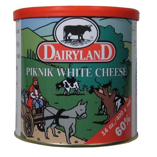 DAIRYLAND Piknik Cheese - 400g Net Drained Weight