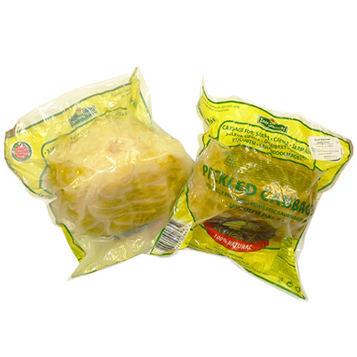 Pickled Cabbage Whole Heads 3.50lb - 4.00lb