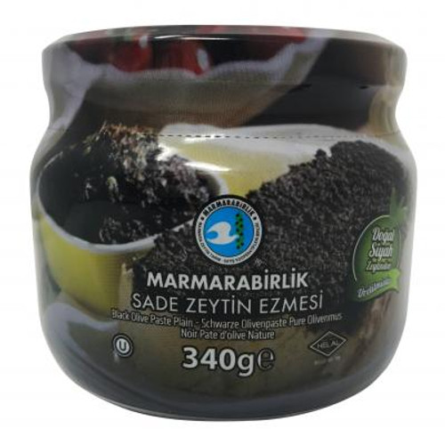 MARMARABIRLIK Black Olive Paste 340g