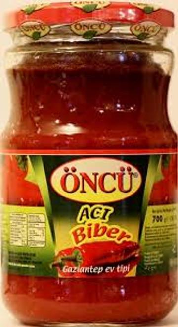ONCU Hot Pepper Paste 700g