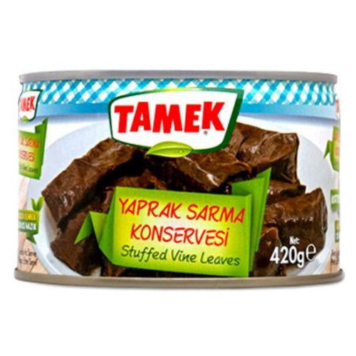 TAMEK Stuffed Grape Leaves 400g