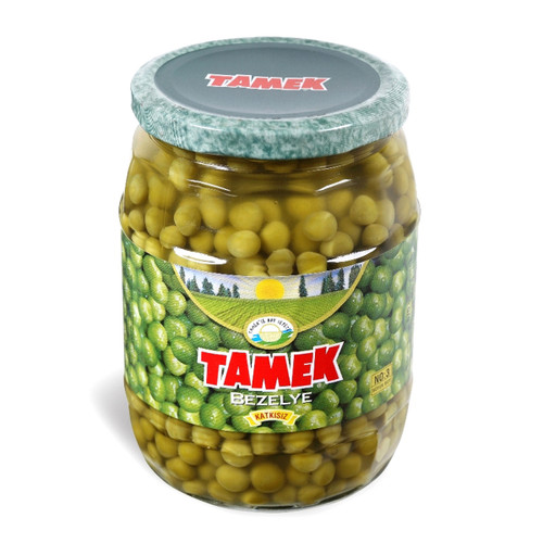 TAMEK Green Peas 720ml