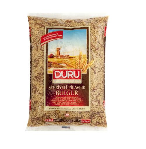 DURU Coarse Bulgur With Vermicelli 2.2lb – 1kg