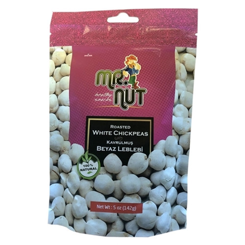 MR.NUT Roasted White Chickpeas 142g
