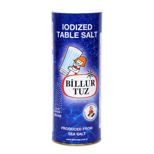 BILLUR Tuz (Salt) 500g