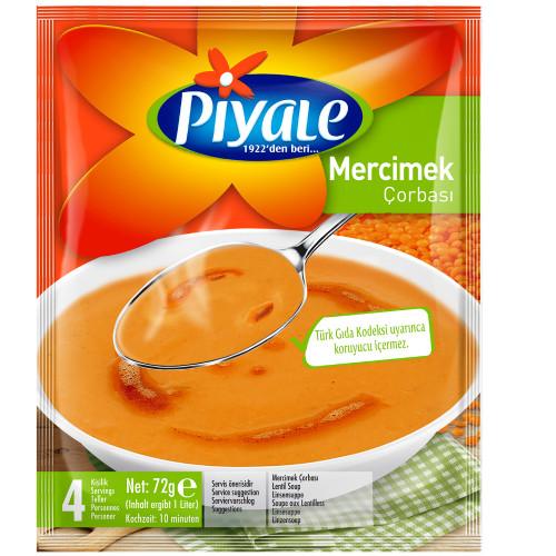 PIYALE Mercimek Corbasi (Lentil Soup) 70g