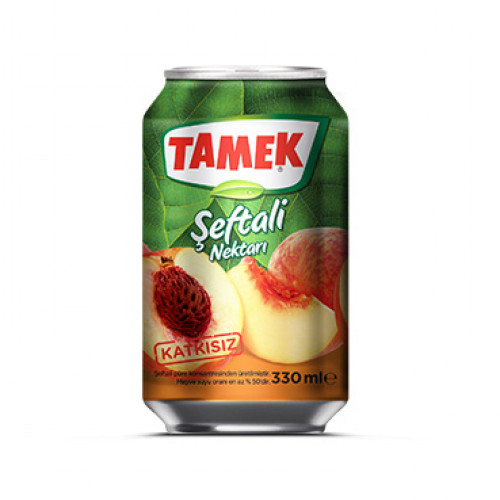 TAMEK PEACH JUICE (330ML)