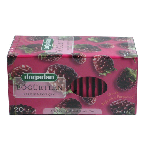 DOGADAN Blackberry Tea 20 Bags - 40g