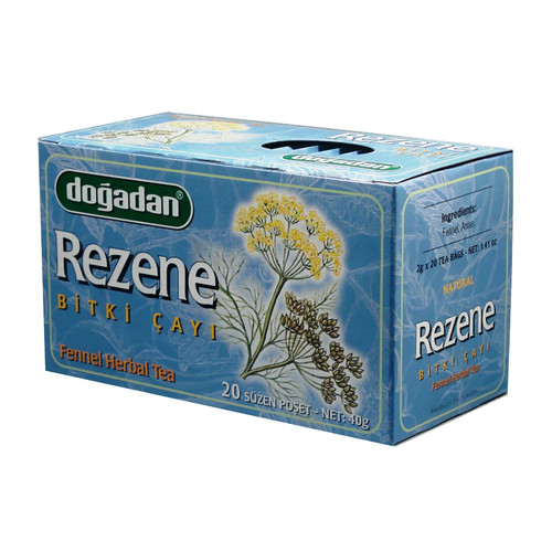 DOGADAN Fennel Tea 20 Bags - 40g