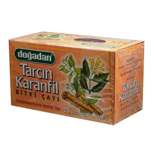 DOGADAN Cinnamon Clove Tea 100g