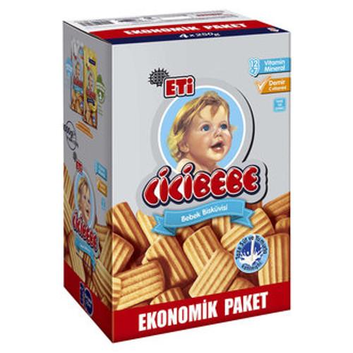 ETI Cicibebe Biscuit 1kg