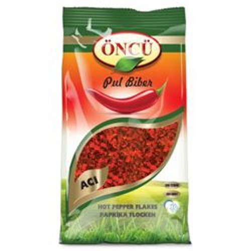 MARAS BIBERI (RED HOT PEPPER) (200G)