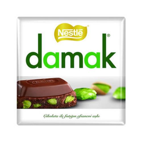 NESTLE Damak Chocolate w/Fresh Pistachio 80g