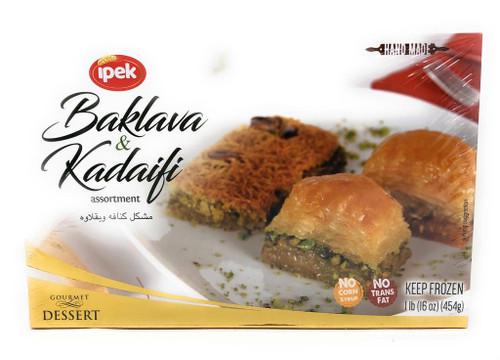 IPEK Baklava & Kadaifi Assortment 450g
