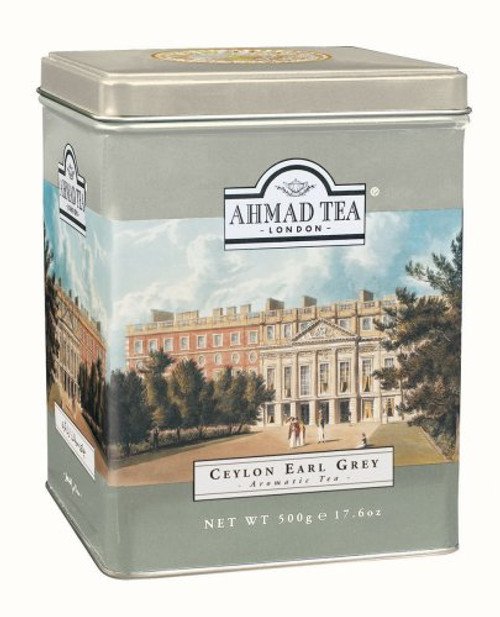 AHMADTEA Aromatic Earl Grey Tea TIN 500g