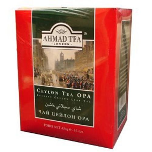 AHMADTEA Ceylon Tea Opa 454g