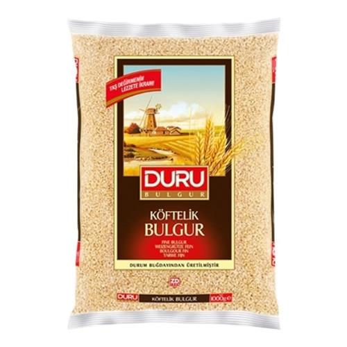 DURU Fine Bulgur (Koftelik&Kisirlik) 1kg