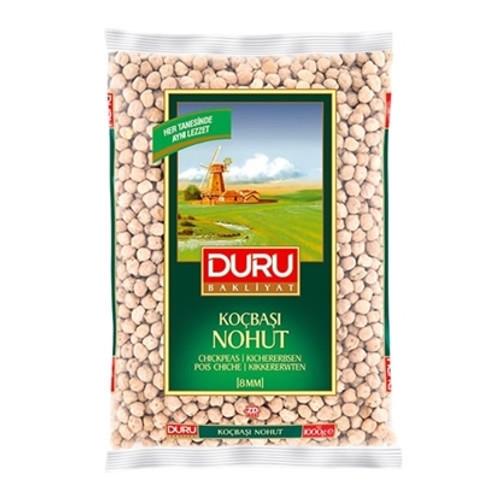 DURU Chickpeas (Kocbasi Nohut) 1kg